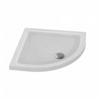 CONNECT piatto doccia ANG. 90x90x6 bianco europa T266801