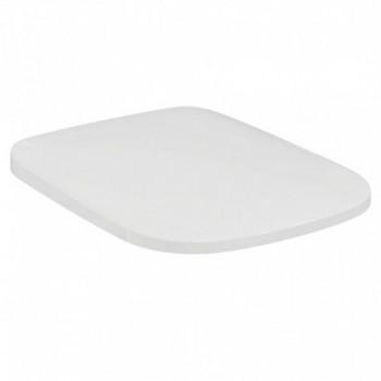 ESEDRA sedile slim senza chiusura rallentata, bianco T318201