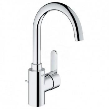 Eurostyle Cosmo Miscelatore rubinetto Monocomando Lavabo - Bocca alta 23043002 - Per lavabi