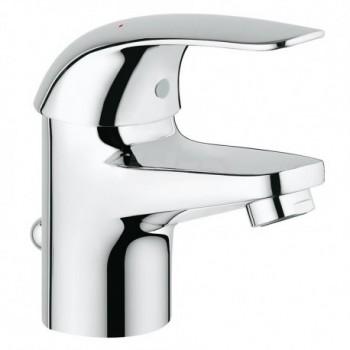 Euroeco Miscelatore rubinetto monocomando per lavabo Taglia S finitura cromo 23262000 - Per lavabi