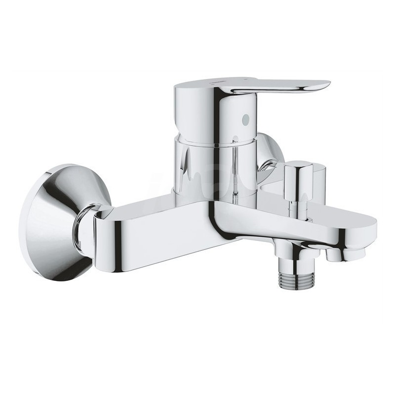 BAUEDGE miscelatore monocomando per vasca/doccia finitura cromo 23334000