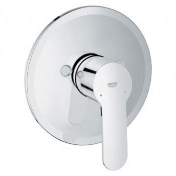 Eurostyle Cosmo Miscelatore rubinetto Monocomando ad Incasso per Doccia - Parte Esterna 33635002 - Gruppi per docce