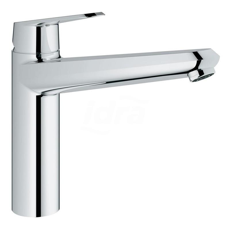 Eurodisc Cosmopolitan Miscelatore rubinetto Monocomando Lavello finitura cromo 33770002