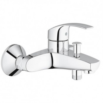 Eurosmart new rubinetto per vasca, deviatore automatico vasca/doccia, GROHE SilkMove 33300002