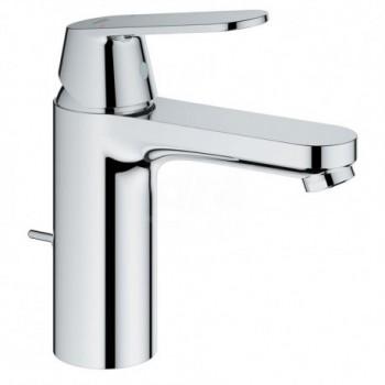 Eurosmart Cosmopolitan Miscelatore rubinetto Monocomando Lavabo scarico a saltarello, taglia M 23325000 - Per lavabi