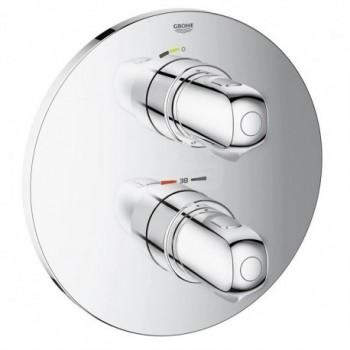 Grohtherm 1000 New Miscelatore rubinetto termostatico per doccia per termostatico da incasso GROHE Rapido T finitura cromo 19...