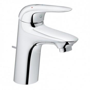 Eurostyle New Miscelatore monocomando per lavabo, Taglia S, finitura cromo 23709003