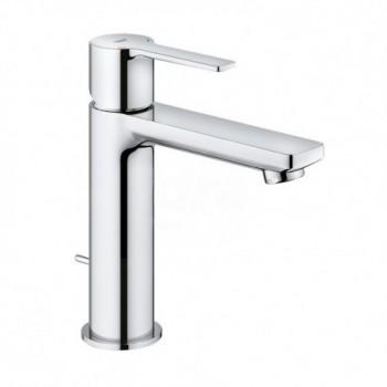 Lineare New Miscelatore rubinetto monocomando per lavabo taglia S, finitura cromo 32114001 - Per lavabi
