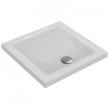CONNECT piatto doccia 90x90x6 bianco europa IDST266201