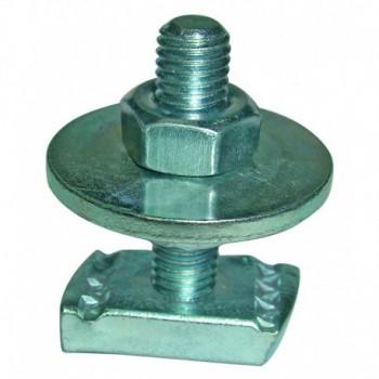 DMPR 10x30 FISS. PF3 C/DADO ROMBO 162350 - Collari/Staffe/Mensole