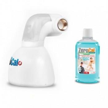 """Pompa Dosatrice ZeroCal PLANT Gel Attacco 3/4"""" FF + ricarica 500 ml 10507710"""