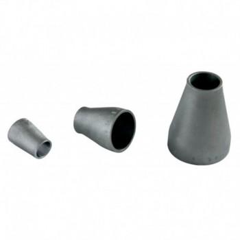 riduzione concentrica senza saldatura ø2.1/2x1 CRXX7633 - In acciaio a saldare