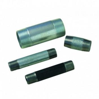 VITE DI PROLUNGAMENTO M/M ø1 L.300 B1105300 - In acciaio nero filettati