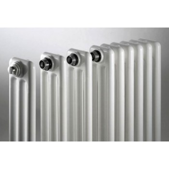 COMBY 3/2000 Radiatore tubolare 3 colonne H.1992 bianco (elemento singolo) ATCOMS901000032000 - Rad. tubolari in acc. 3 colonne