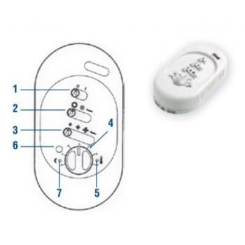 Ferroli - termostato evoluto a parete per top fan TER-F 19E2A09B
