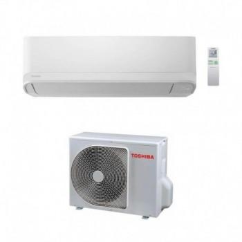 Toshiba SEIYA R32 Climatizzatore a parete monosplit inverter | unità esterna 3.3 kW unità interna 12000 BTU RAS-B13J2KVG-E + RAS-13J2AVG-E RAS-B13J2KVG-E+RAS-13J2AVG-E