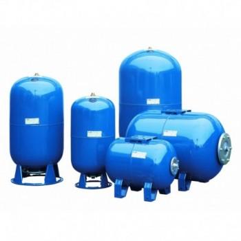 Vaso di espansione AFV-50 CE con membrana intercambiabile in EPDM per acqua sanitaria A032L34 - Per montaliquidi