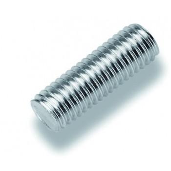219 TRONCHETTO FIL. M10 L.32mm ACC. ZINC. 219000010 - Collari/Staffe/Mensole