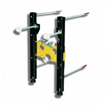 234 Staffa fissaggio per bidet sospeso interasse 180/230 mm 234000000 - Collari/Staffe/Mensole