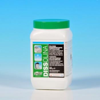 DISSOLINA POLVERE DISINCROST. ANTICALC. 600gr DINA0600E - Additivi / Solventi/Vernici