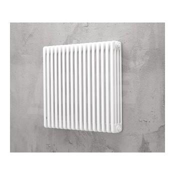Radiatore bianco 20 elementi 4 colonne H 600 mm 0Q0040600200000 - Rad. tubolari in acc. 4 colonne