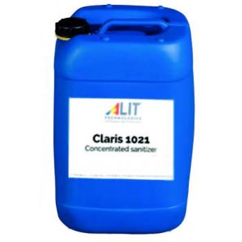 CLARIS 1021 liquido sanificatore Tanica 25 Kg I0000004