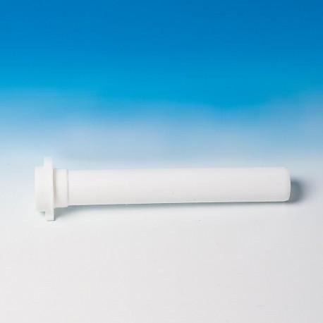 jolly 002444 prolunga ø40x1.1/2 l.340 bianco 8.2444.03 - Accessori in plastica