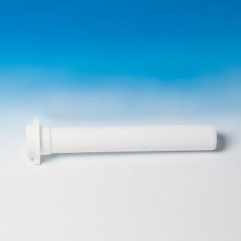 Jolly 002642 prolunga ø32x1.1/4 l.180 bianco 8.2642.02 - Accessori in plastica