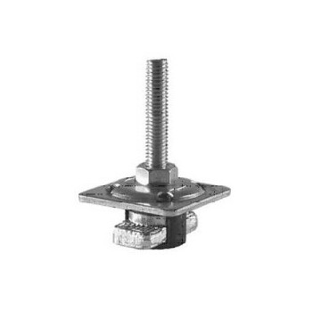 T-BOLTS AUTOBLOCCANTE M8x50 ZINC.ELETTROL. 1390501 - Collari/Staffe/Mensole