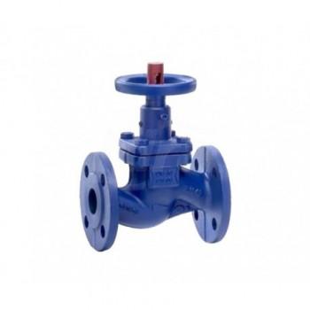 Valvola BOA-H GG25 Regolazione. Tipo: Valvola Intercettazione e Regolazione. Tipo fluido: Liquidi Vapore. Pressione Nominale:...
