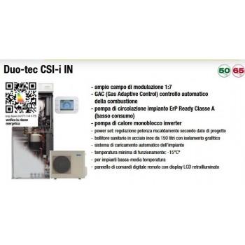 DUO-TEC CSI-i IN 624 SIST. IBRIDO INTEGRATO 7114179
