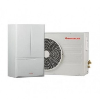 Immergas MAGIS COMBO 8 Pompa di calore ibrida 3.027235