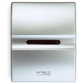 Rubinetto elettronico per orinatoio incasso a fotocellula completo di rubinetto di regolazione e filtro inox alimentazione ba...