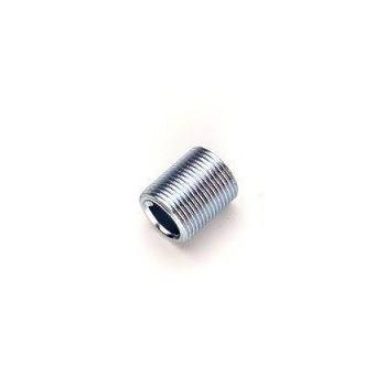 531 NIPPLES SEMPLICE ZINCATO 1/4 531104004 - In acciaio zincato filettati