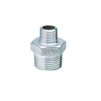 Nipple di riduzione m/m ø1.1/4x1 aisi 316 I2456065 - Inox filettati