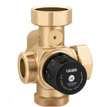 Caleffi Valvola miscelatrice termostatica, temperatura di taratura 40÷70°C 166005