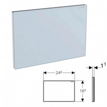 Geberit SIGMA placca di copertura, colore bianco 115.766.SI.1