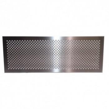 GRIGLIA PISA 430x160mm INOX 990320624 - Ventilazione