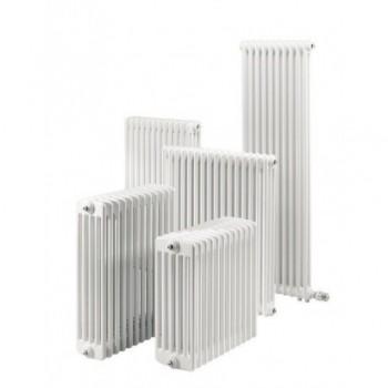 Radiatore tubolare multicolonna con tappi 5/1800 11 elementi 5 colonne 0Q0051800110000 - Rad. tubolari in acc. 5 colonne