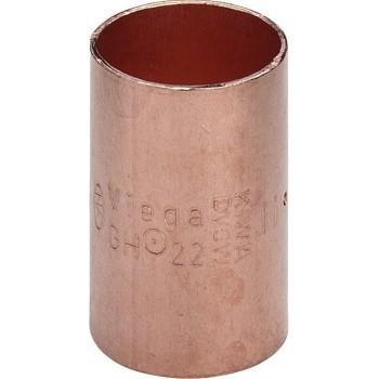95270 manicotto con battente FF ø14 rame a saldare 467654 - A saldare per tubo rame