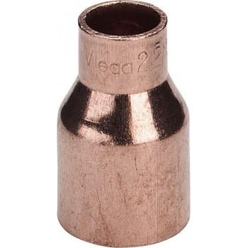 95243 RIDUZIONE MF ø28x18 RAME SALD. 103637 - A saldare per tubo rame