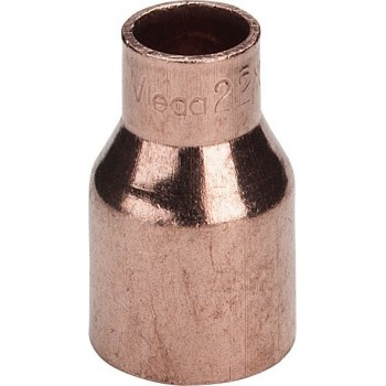95243 RIDUZIONE MF ø22x12 RAME SALD. 108298 - A saldare per tubo rame