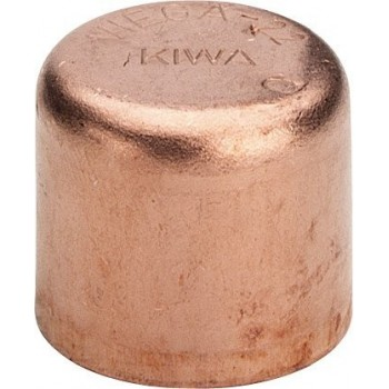 95301 TAPPO F. ø18 RAME SALD. 103590 - A saldare per tubo rame
