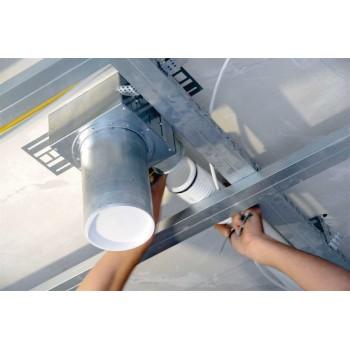 COMFOTUBE tubo flessibile d.75 rotolo 50 mt bianco 990328084
