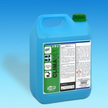 CLIMANET FILTRI DETERG./IGENIZZ. 5kg. Detergente, igienizzante e batteriostatico per filtri industriali. Studiato per il rico...