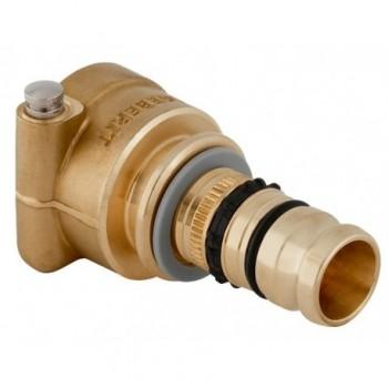 Raccordo diritto Mepla per collettore Compact. Misura: 26 mm 612.426.00.5 - Collettori di distribuzione