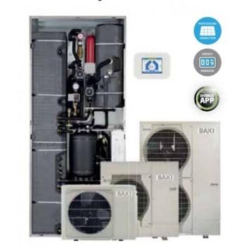 CSI IN 11 Split E WI-FI - Sistemi ad incasso in pompa di calore con integrazione solo elettrica 7708641 - Pompe di calore