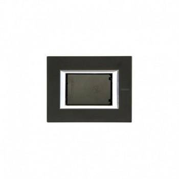 Presa di aspirazione serie Axpira con contatti e chiave color antracite 22511320 - Accessori