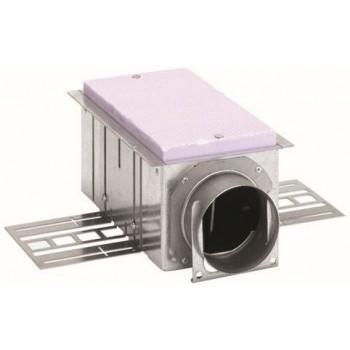 BOCCHETTA CLD-K 75 - DIM. 224 X 118 X 115 MM CONNESSIONE SU 990320812 - Ventilazione