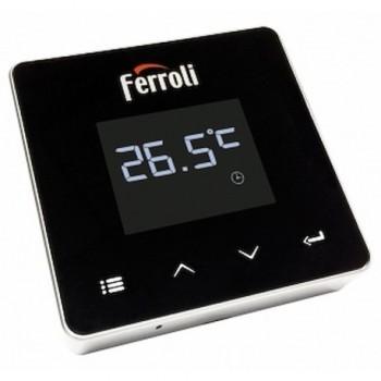 Cronotermostato Ferroli Per Caldaie Comando Remoto Wi Fi Connect 013010XA - Accessori